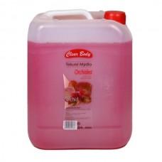 Clear body săpun lichid - orhidee 5l.
