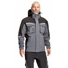 ALLYN softshell jachetă cu glugă