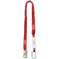 ABM-LE Absorbitor de energie cu bandă ham 1,8 M și 2 carabiniere