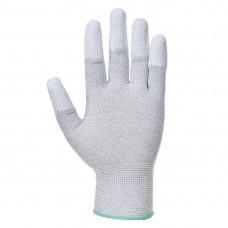 Mănuși antistatice cu PU Fingertip