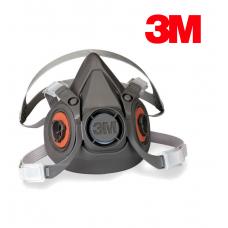 3M 6000 Semimască - 6200 - măsura M