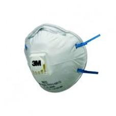 3M 8822 Semi-mască FFP2 NR D - cu supapă