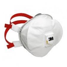 3M 8835 Semi-mască FFP3 R D - cu supapă