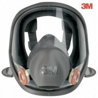 3M Mască integrală 2 filtre schimbabile